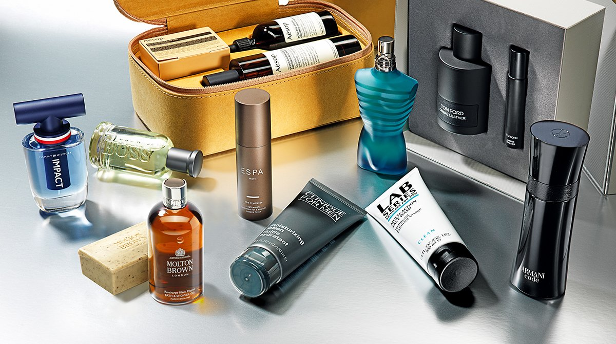 The Ultimate Male Grooming Gift Guide 2021