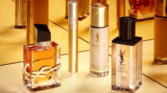 How to get glam at home with YSL