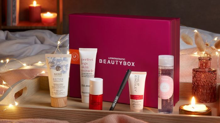 Discover our November 'Firecracker' Edition LOOKFANTASTIC Beauty Box