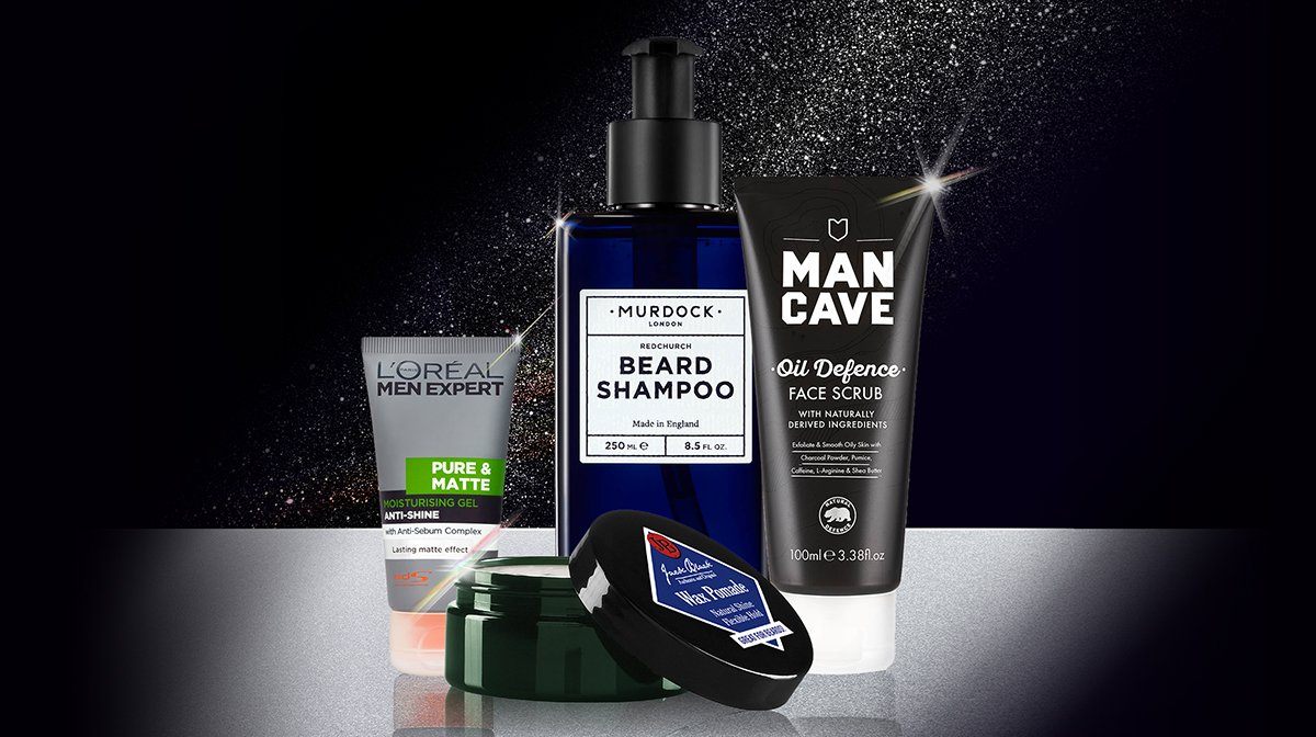 The best LOOKFANTASTIC Black Friday 2020 male grooming deals