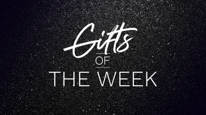 Team Fantastic Reviews: Gifts of the Week