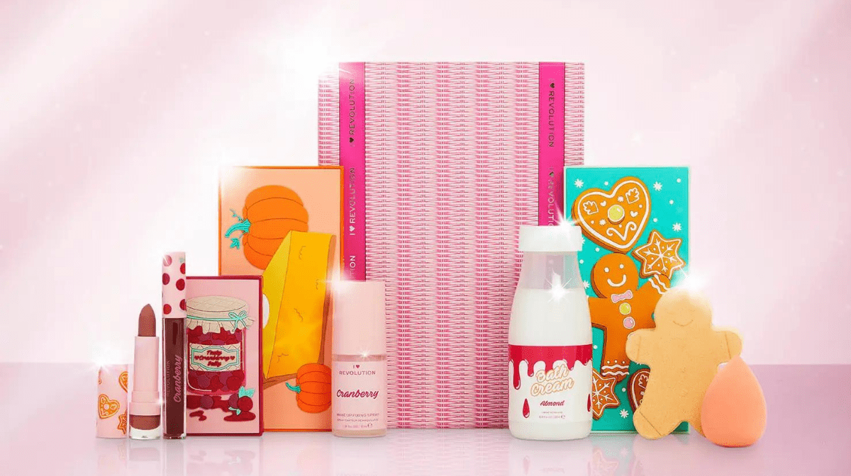 The best Christmas beauty gift sets 2021