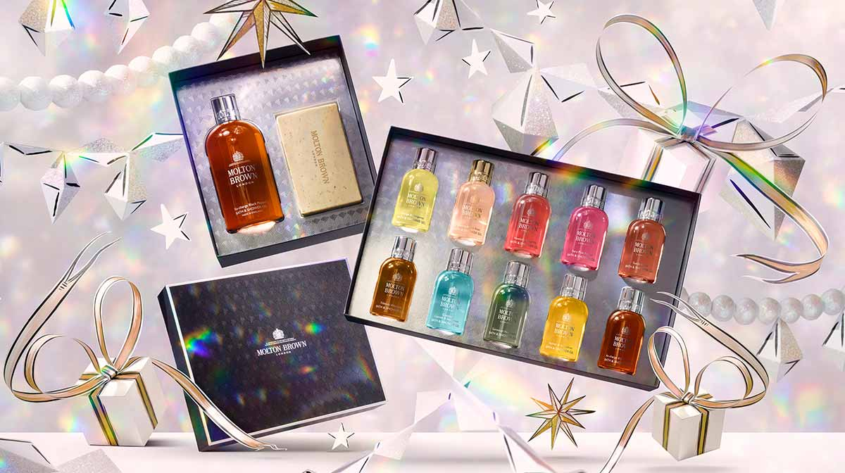The best Christmas beauty gift sets 2020