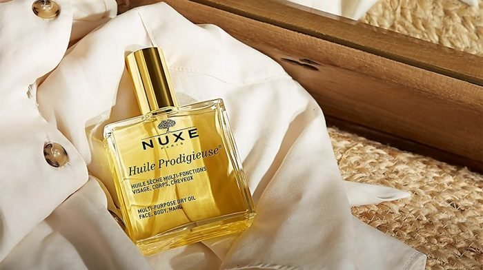 8 ways to use Nuxe Huile Oil