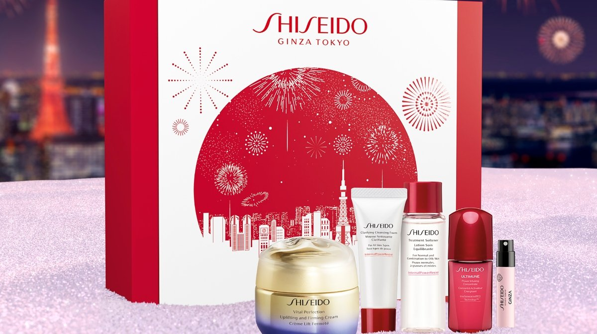 The best Christmas skincare gift sets