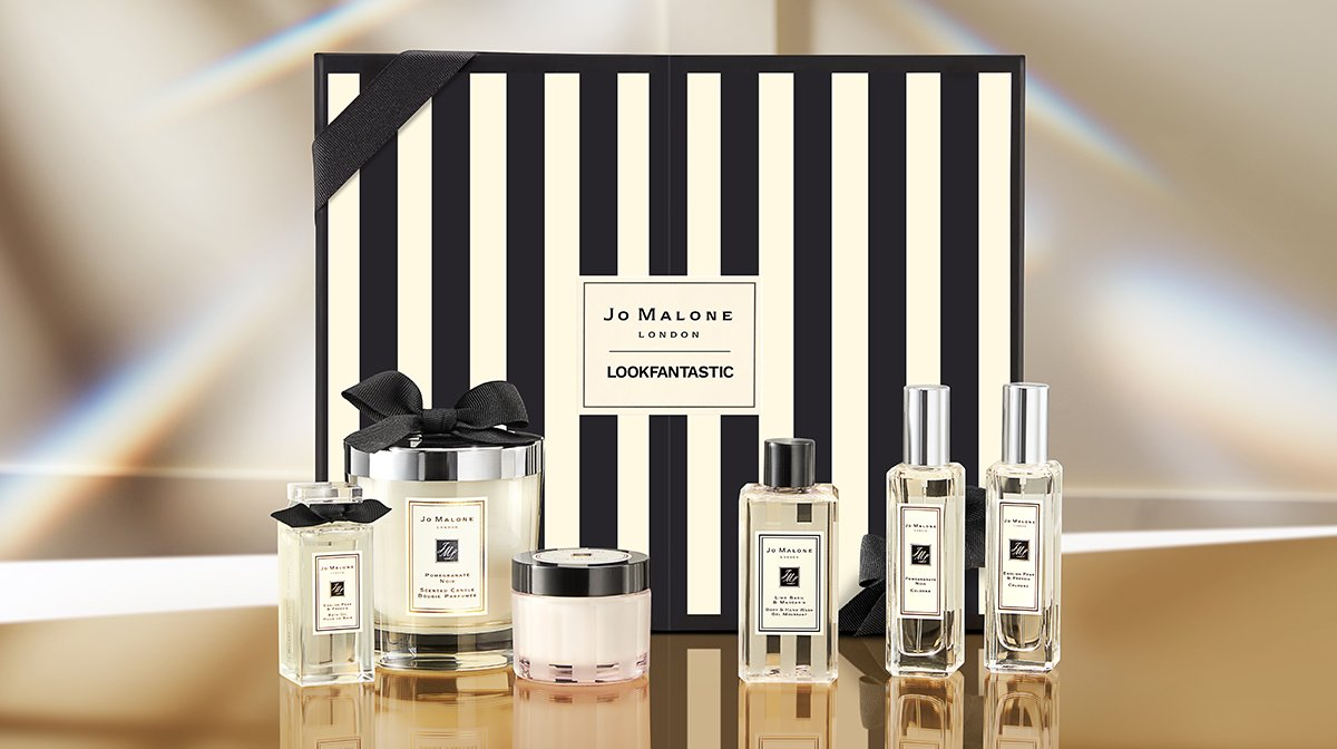 Say hello to luxury: Introducing the LOOKFANTASTIC x Jo Malone London Beauty Box!