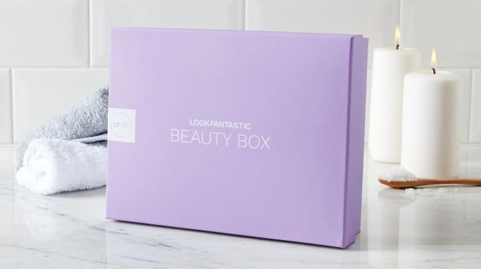 New year, new LOOKFANTASTIC Beauty Box!