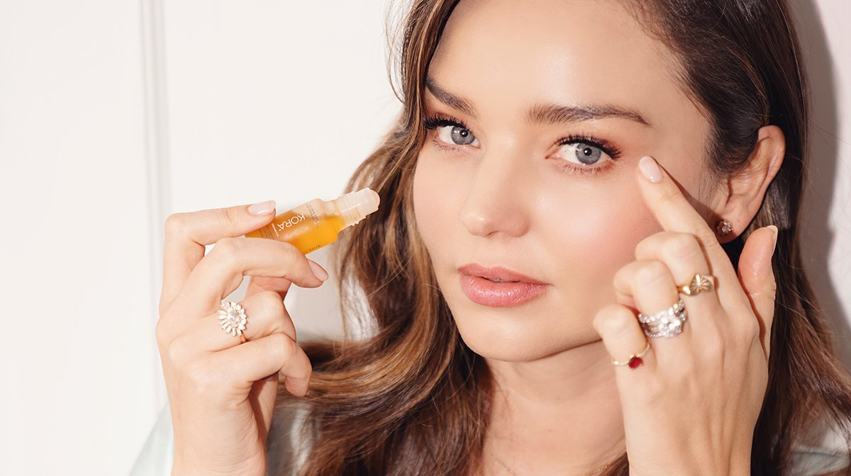 Interview: Discover Kora Organics with Miranda Kerr