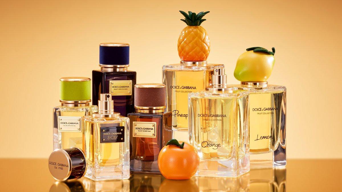 Dolce&Gabbana's Luxury Fragrance Guide