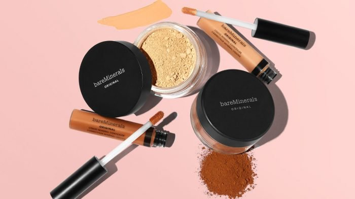Vegan Beauty Routine with bareMinerals