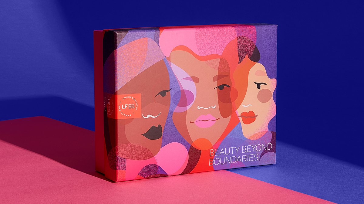 The leading ladies of our March Beauty Box