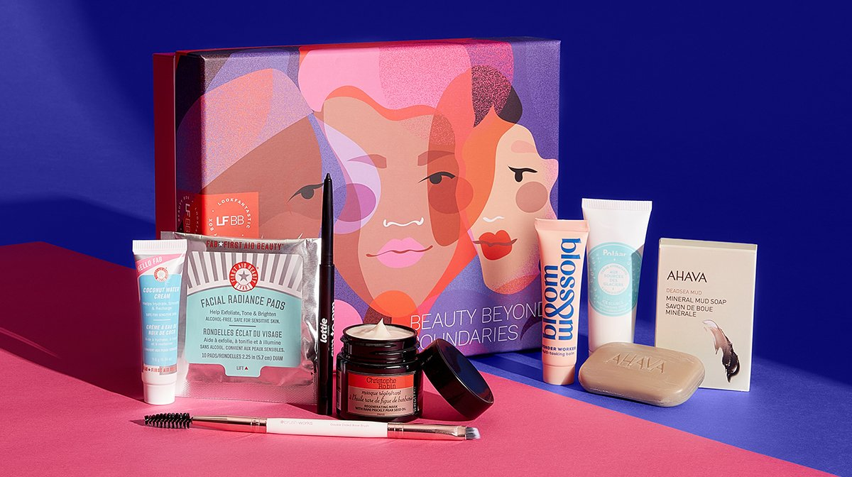 Inside the Beauty Box: March 'Beauty Beyond Boundaries' Edition