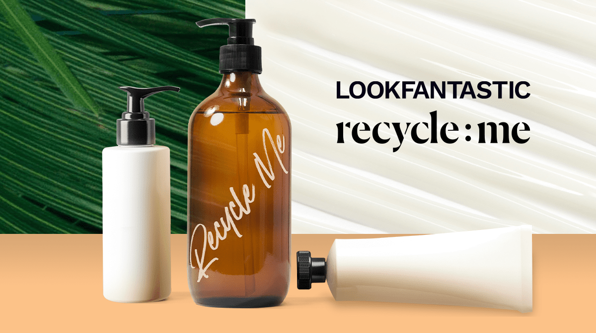 Get eco-friendly with our beauty recycling scheme