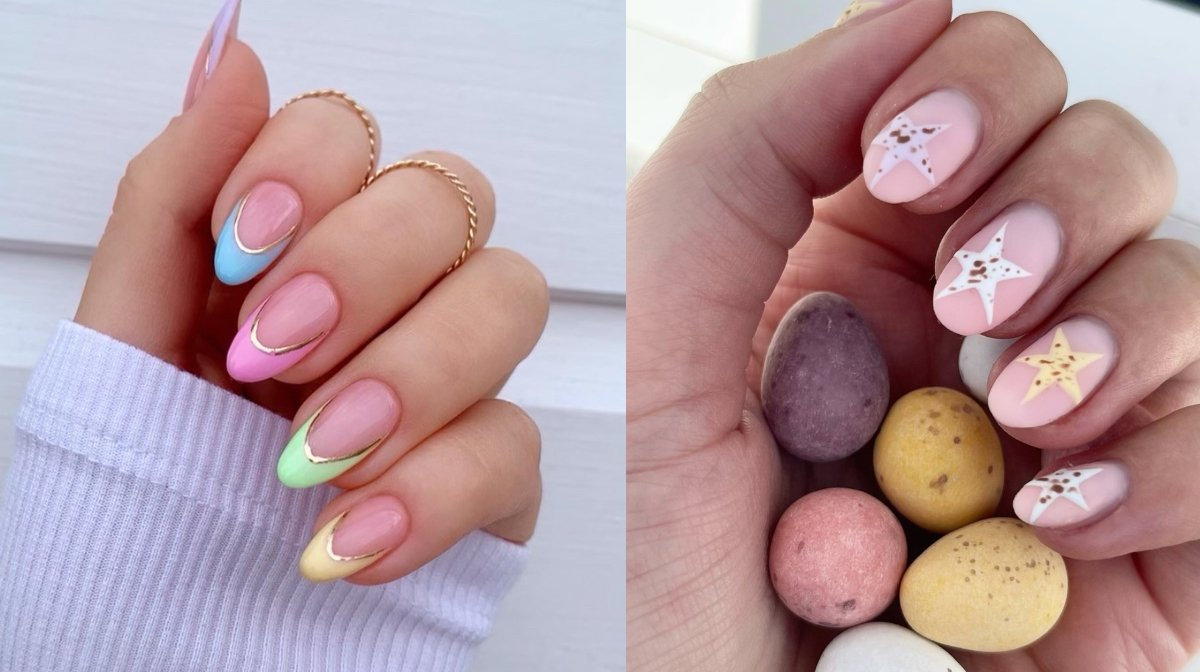 The ultimate Easter nail art ideas