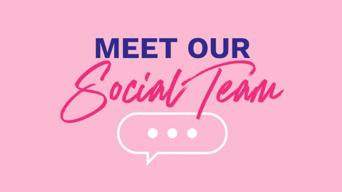 Meet the LOOKFANTASTIC Social Team