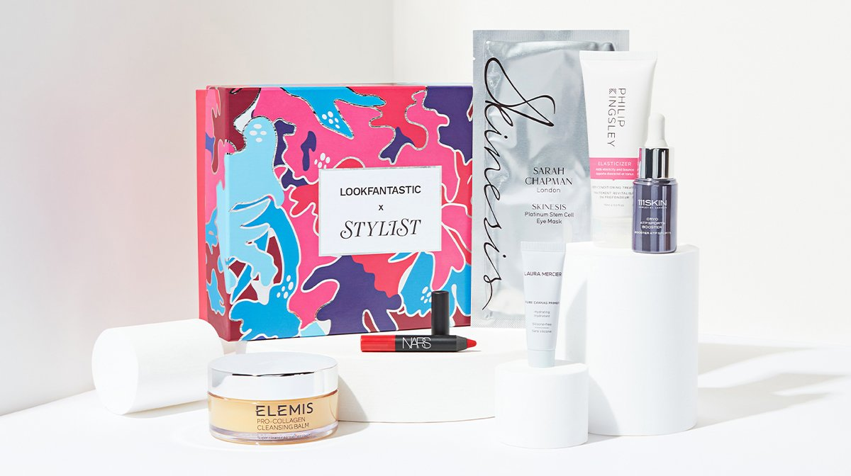 LOOK INSIDE: The LOOKFANTASTIC x Stylist Limited Edition