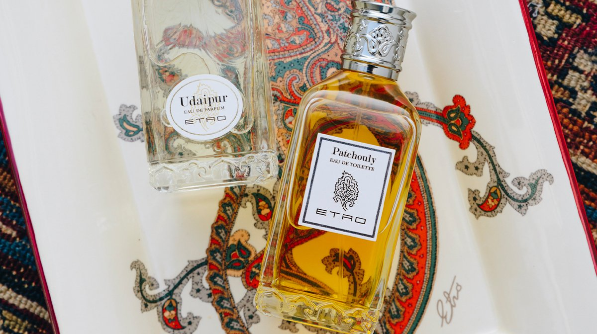 How to match your fragrance to your personality with Etro