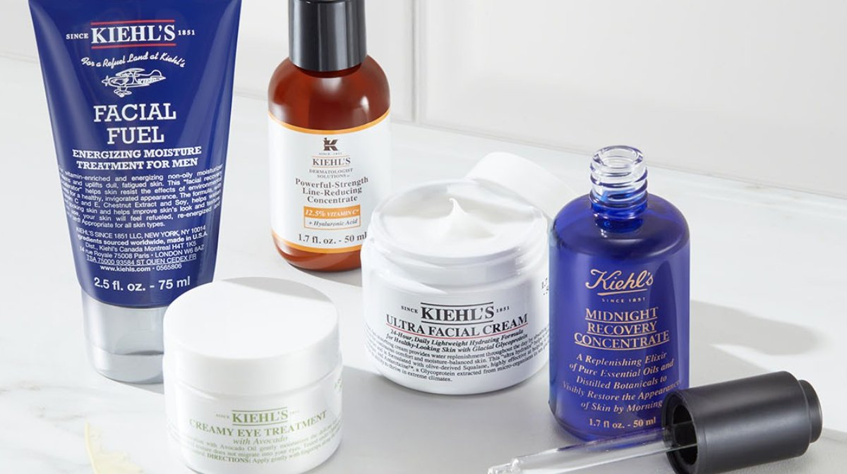 Discover your dream skincare routine with Kiehl's