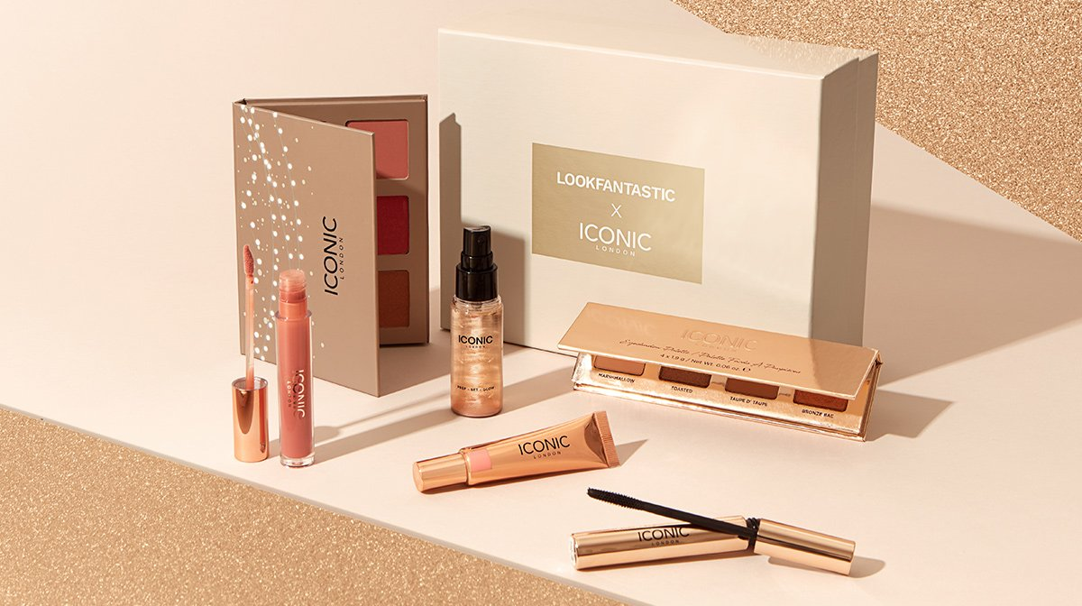LOOK INSIDE: LOOKFANTASTIC x ICONIC London Limited Edition Beauty Box