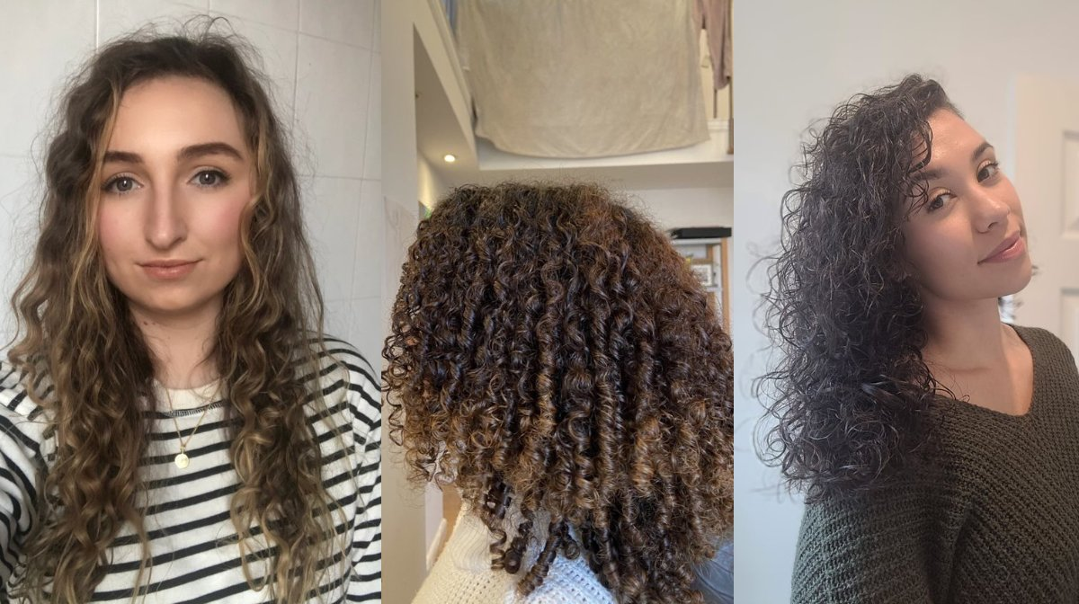 We tried & tested Kérastase Curl on four different curl types, and these are the results…