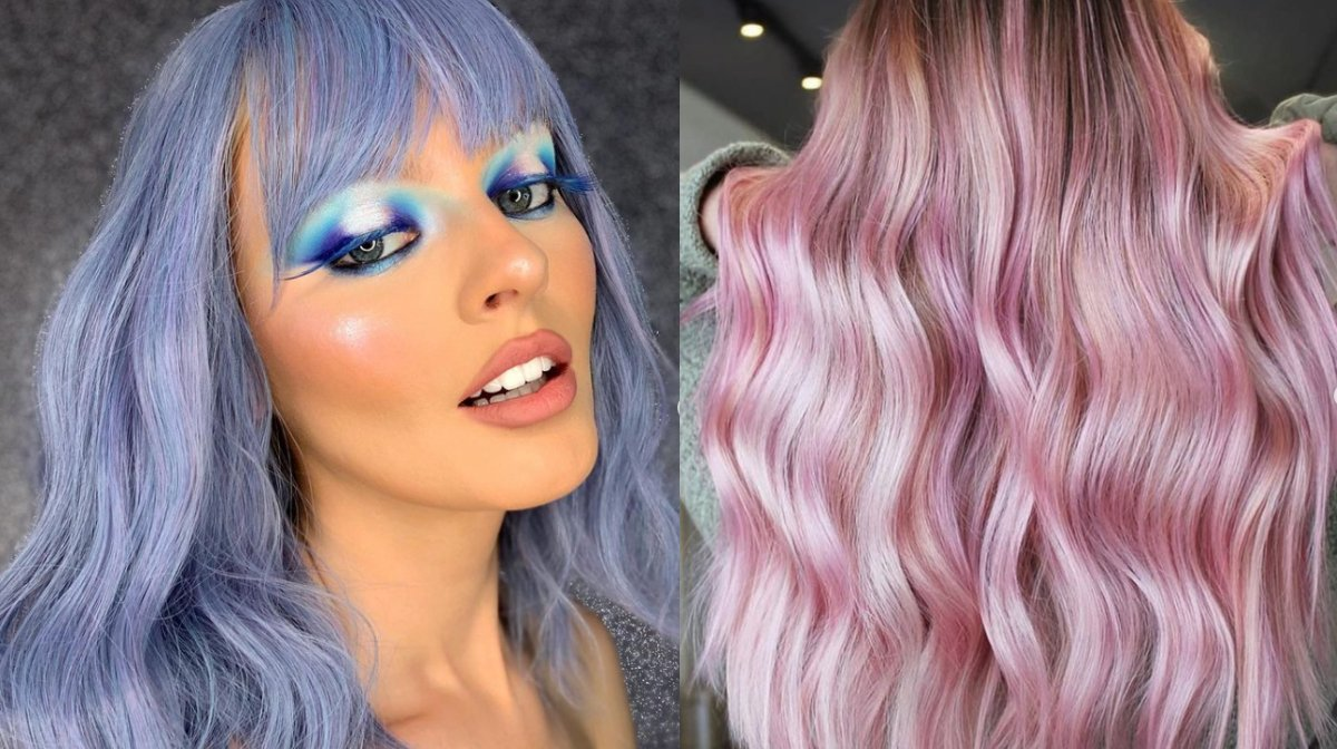 Hair colours to experiment with this summer