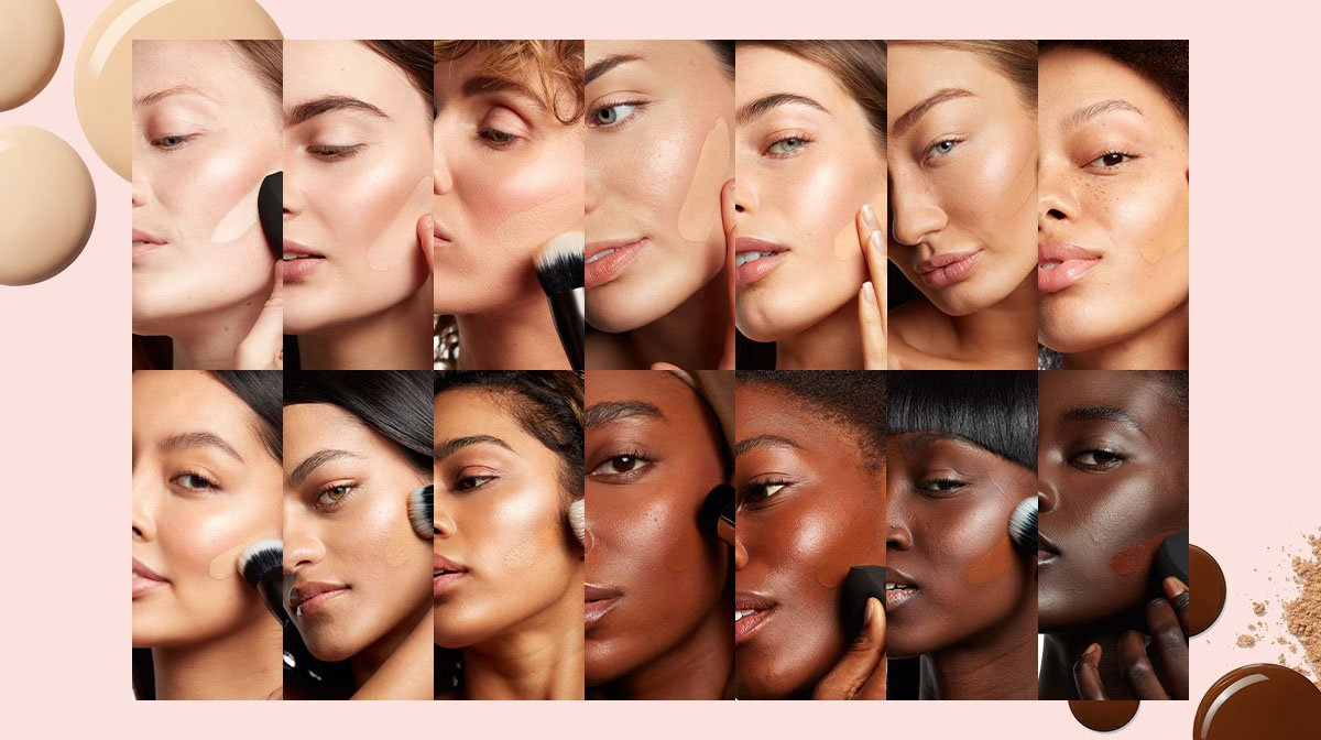 Introducing Foundation Finder: find your true shade with AI technology