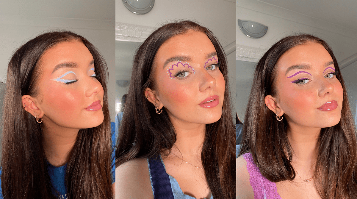 The hottest graphic liner looks you need to try