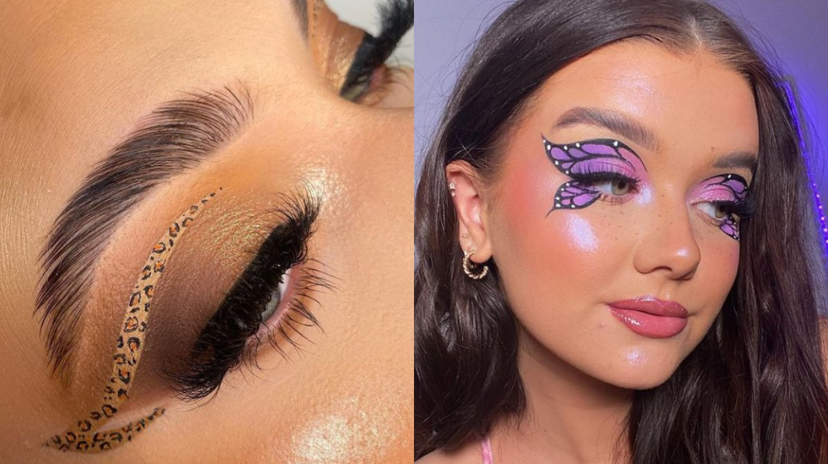 Fierce festival makeup looks to match your personality