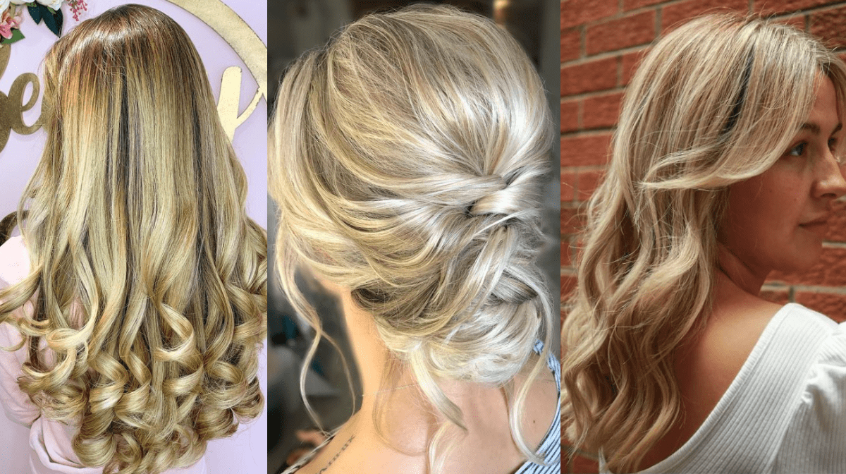 Top wedding hairstyles for your big day