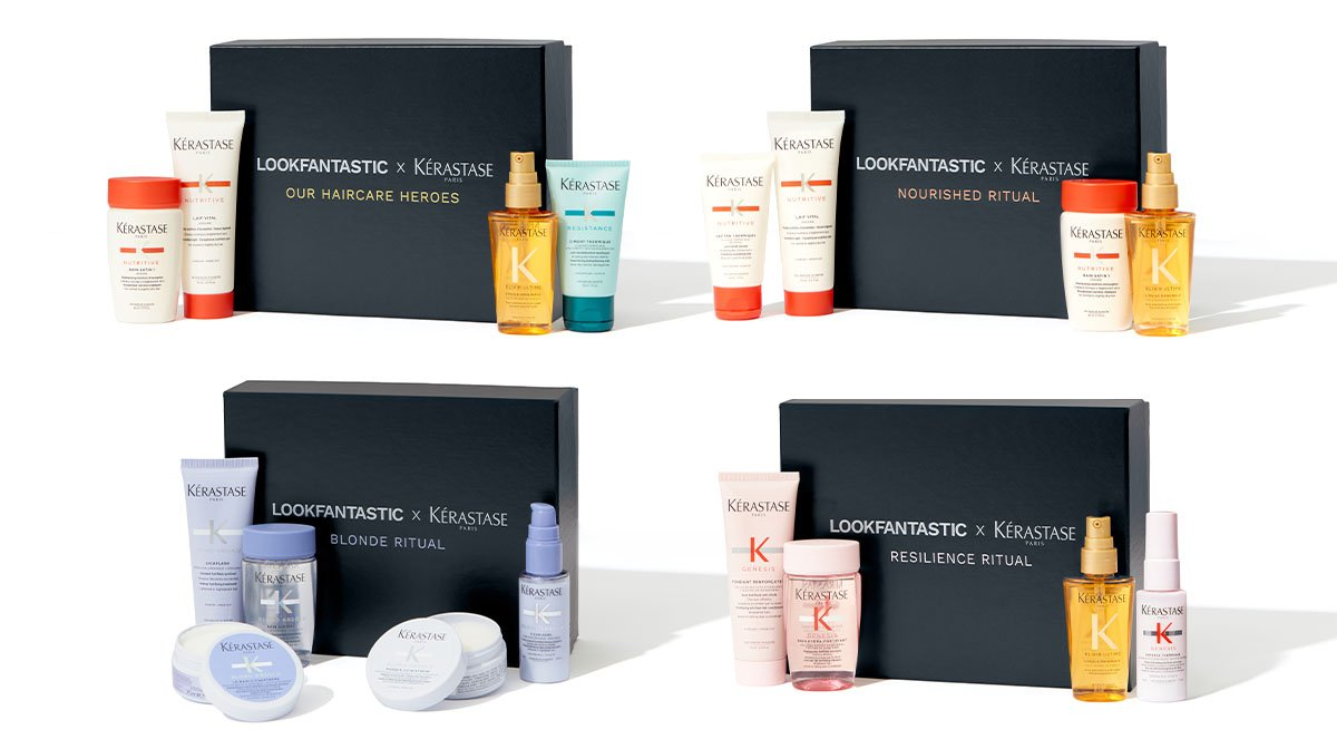 LOOK INSIDE: Kérastase Limited Edition Boxes