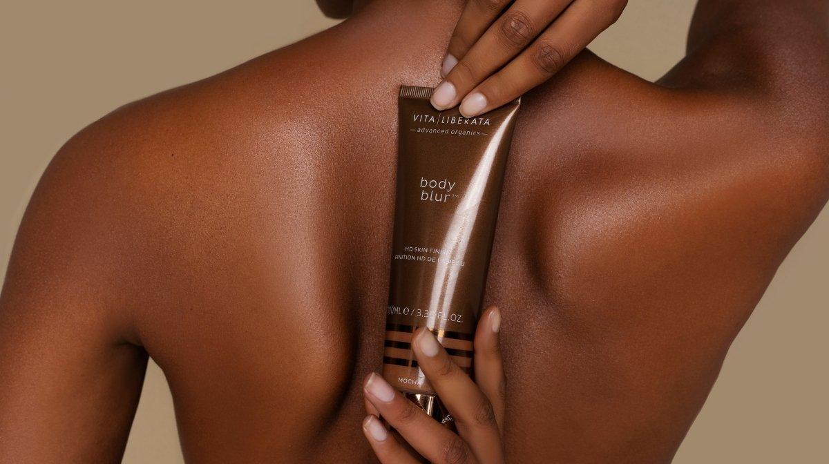 How to fake tan medium to dark skin tones