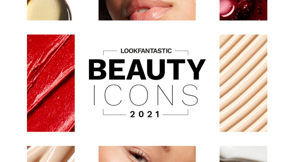 LOOKFANTASTIC Beauty Icons 2021