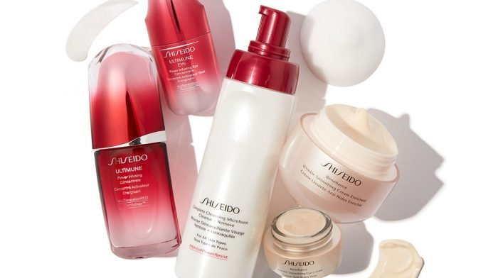 How to create glowing, healthy skin with Shiseido