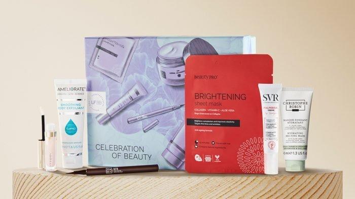 Inside the Beauty Box: September 'Celebration' Edition