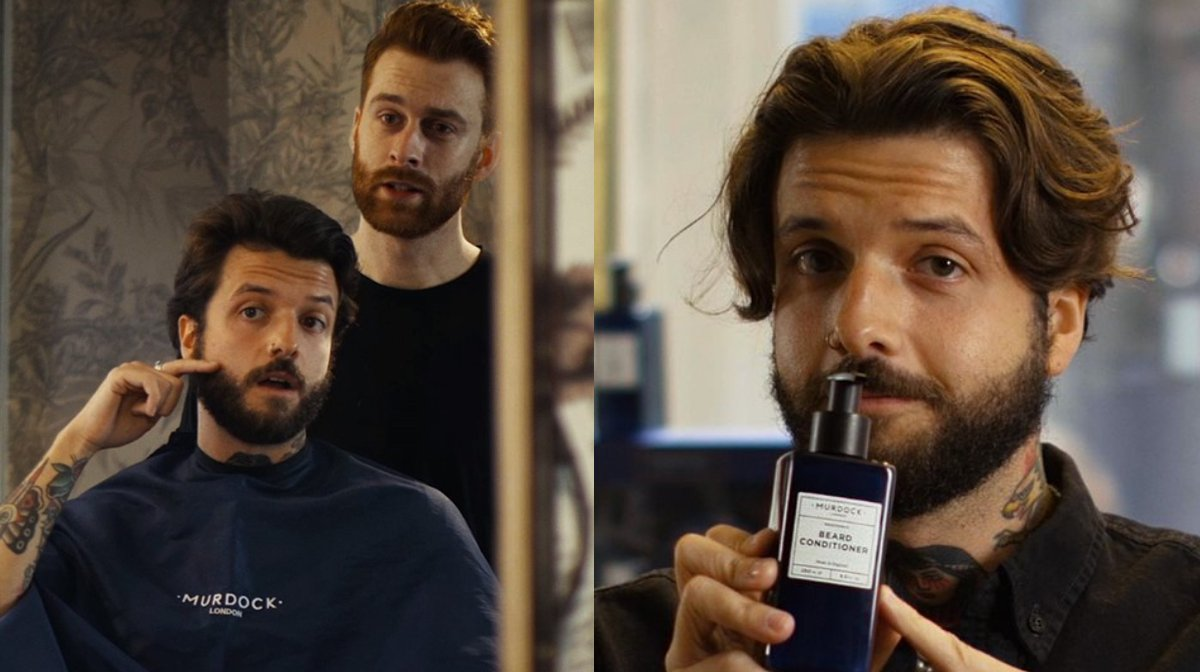 How to keep your beard neat in the heat