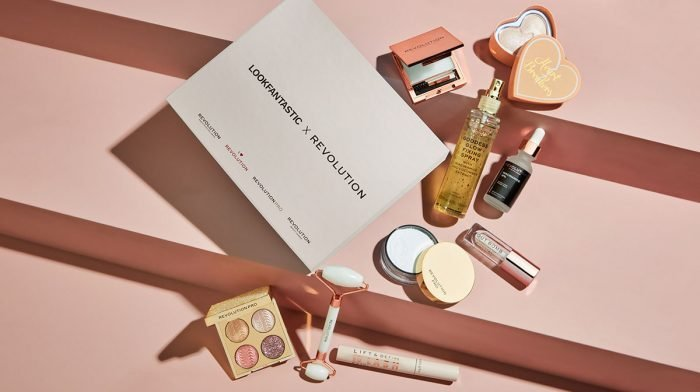 LOOK INSIDE: Revolution Limited Edition Beauty Box