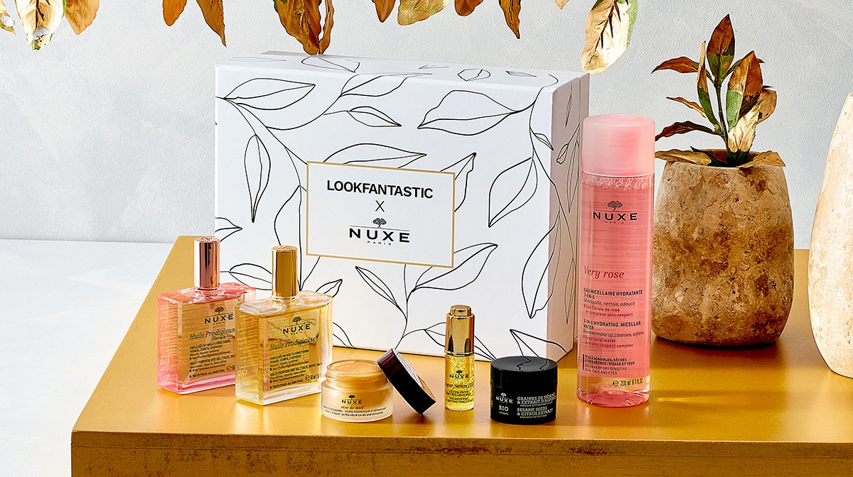 LOOK INSIDE: The NUXE Limited Edition Beauty Box