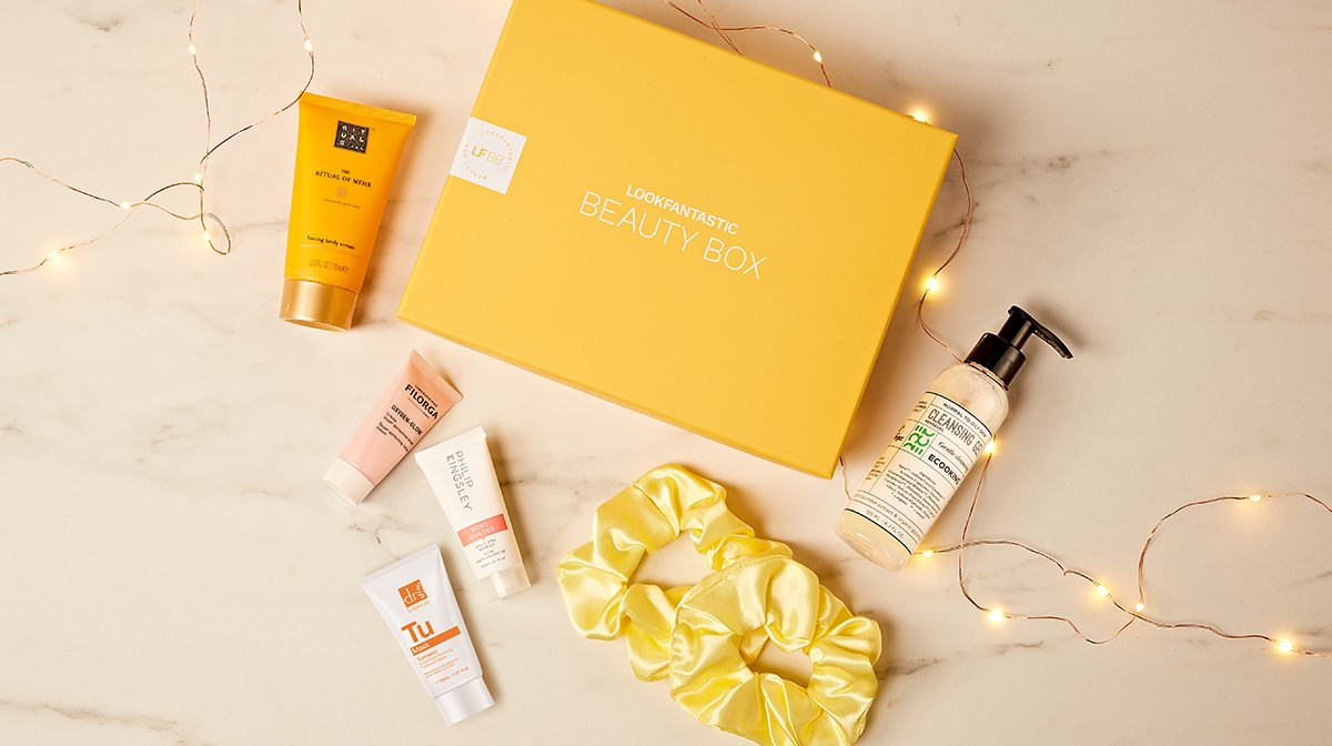 Inside the Beauty Box: October 'Treat Yourself' Edition