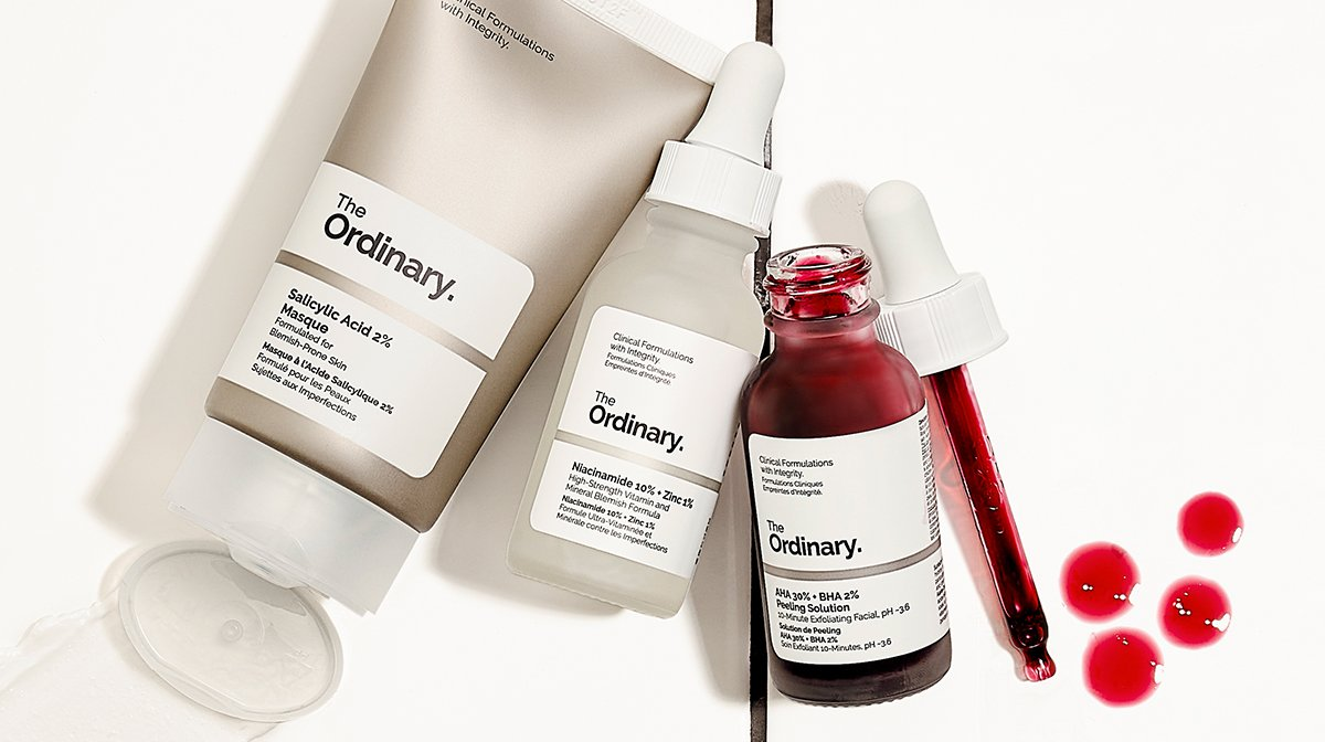 Which skincare from The Ordinary is right for me?