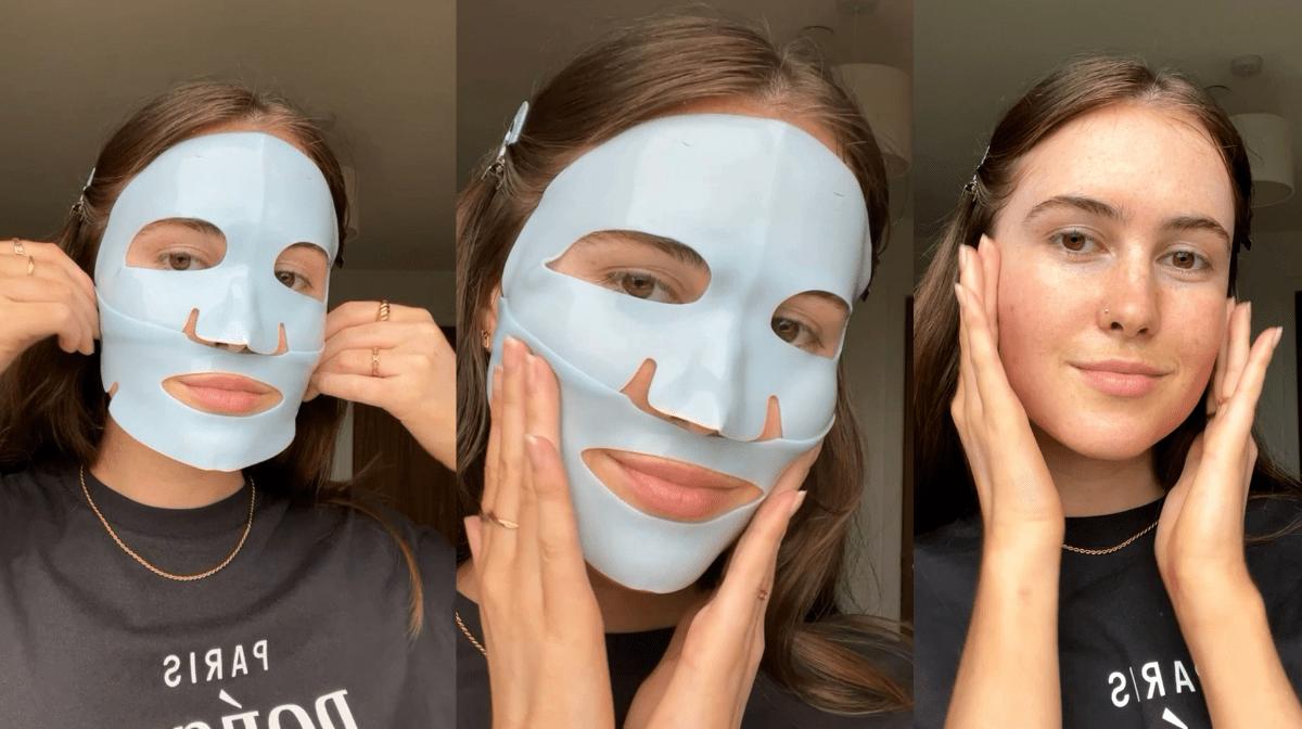 I tried the trending Dr. Jart+ mask and my skin has never felt better