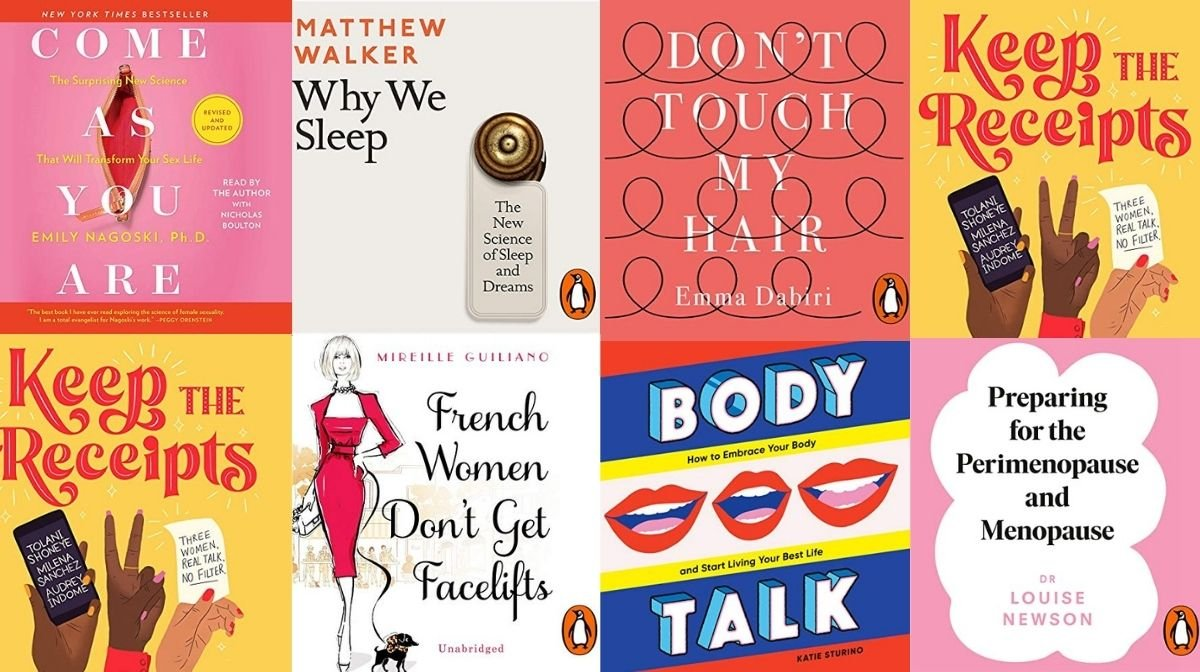 The best beauty and wellness audiobooks you need to listen to