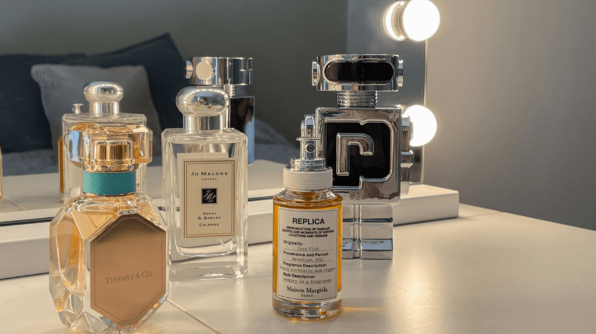 Top 5 chic perfumes for your dressing table aesthetic