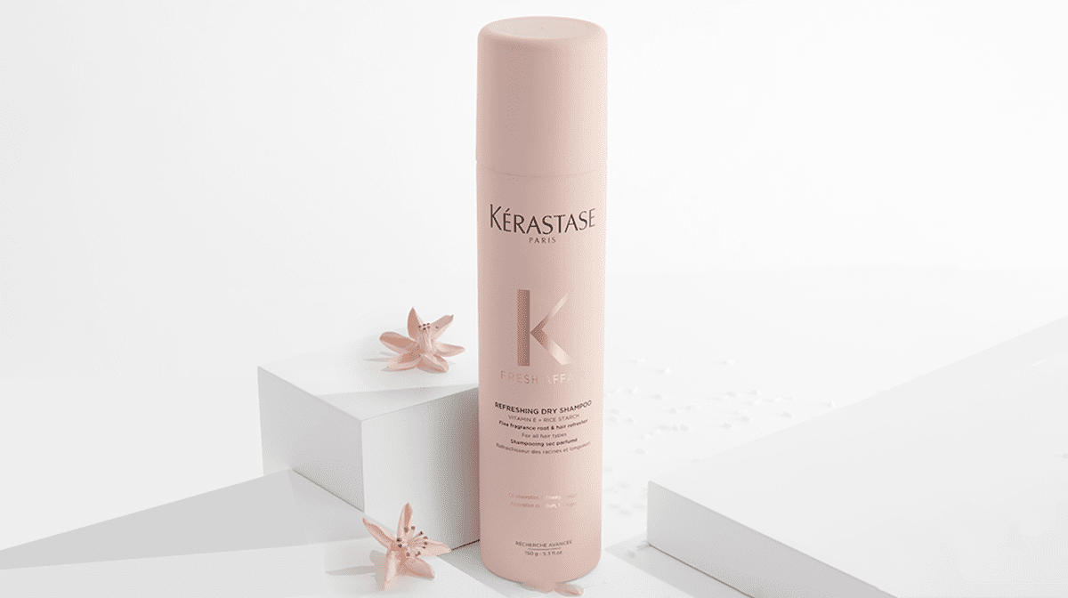 We tried the Kerastase Fresh Air Dry Shampoo for a week and these were the results