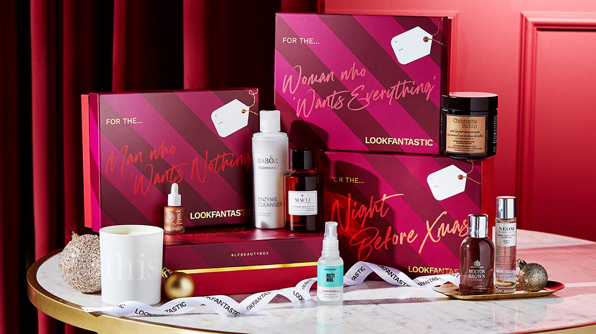 LOOK INSIDE: The LOOKFANTASTIC Gift Guides 2021