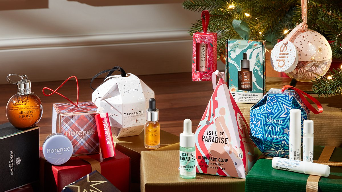 The beauty baubles your Christmas tree needs this year