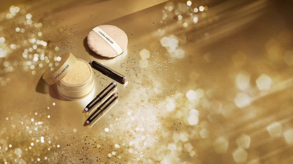 Glamorous gifts for party season with the Laura Mercier Grand Ball Holiday Collection