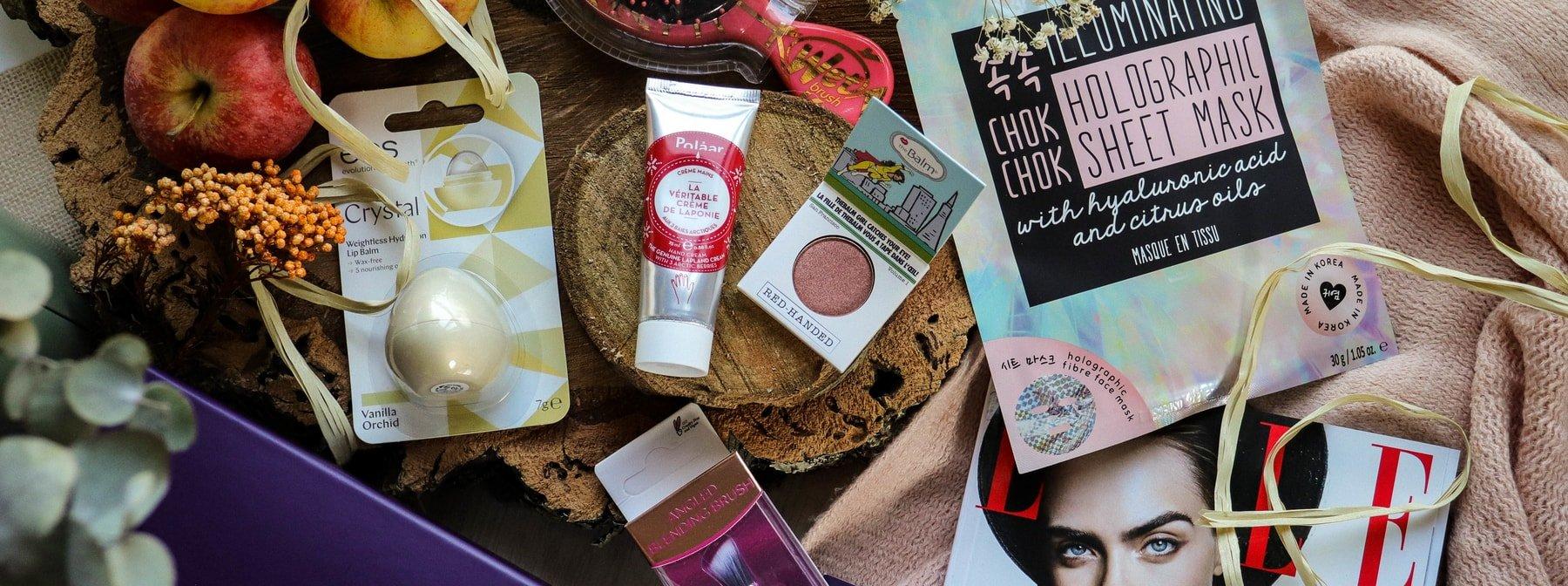 La Beauty Box de Octubre | ¡descubrela!