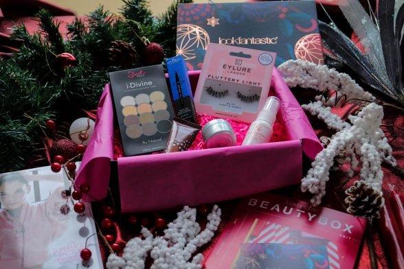 Descubre la Beauty Box de lookfantastic de diciembre