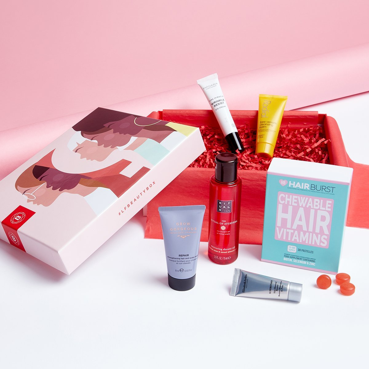 Descubre la Beauty Box