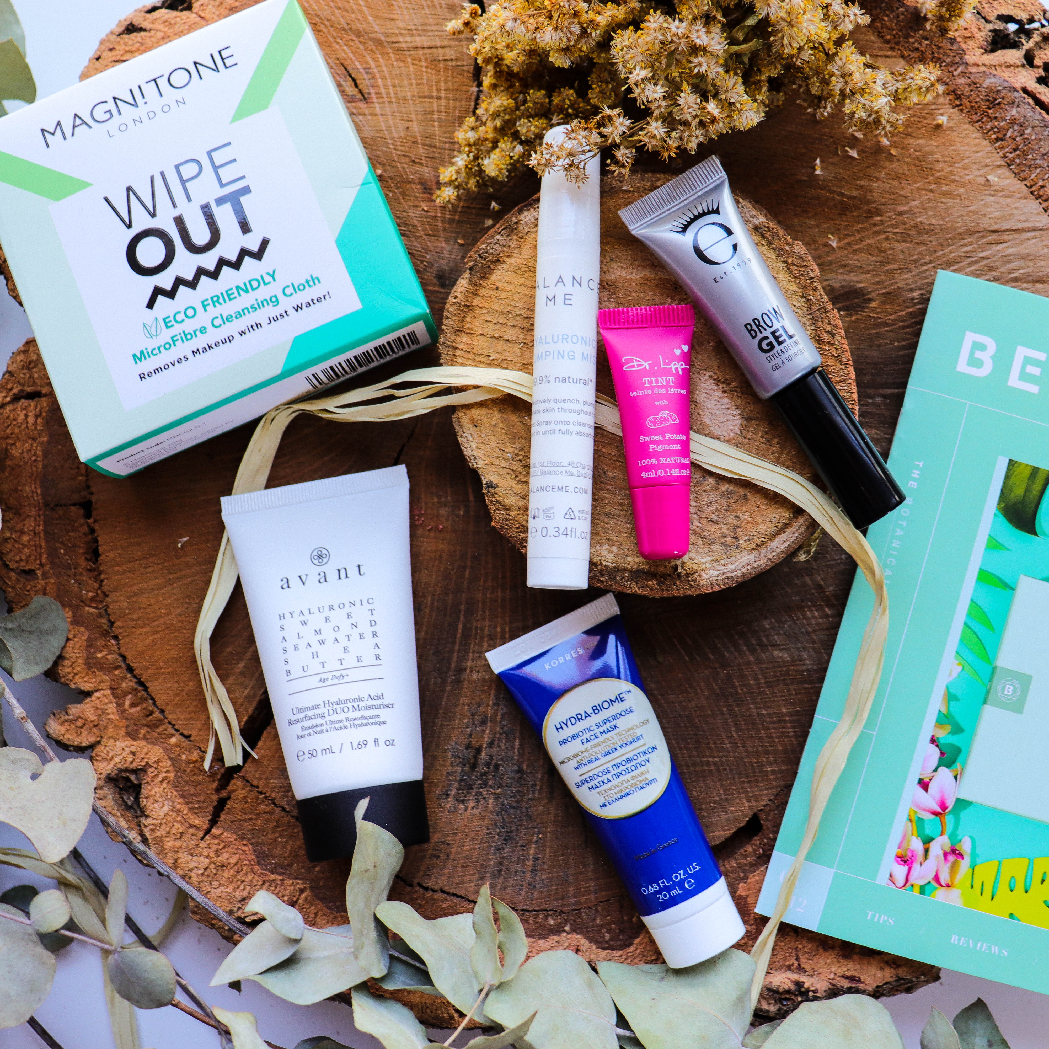 La Beauty Box mayo 2020 - Edición Botanicals